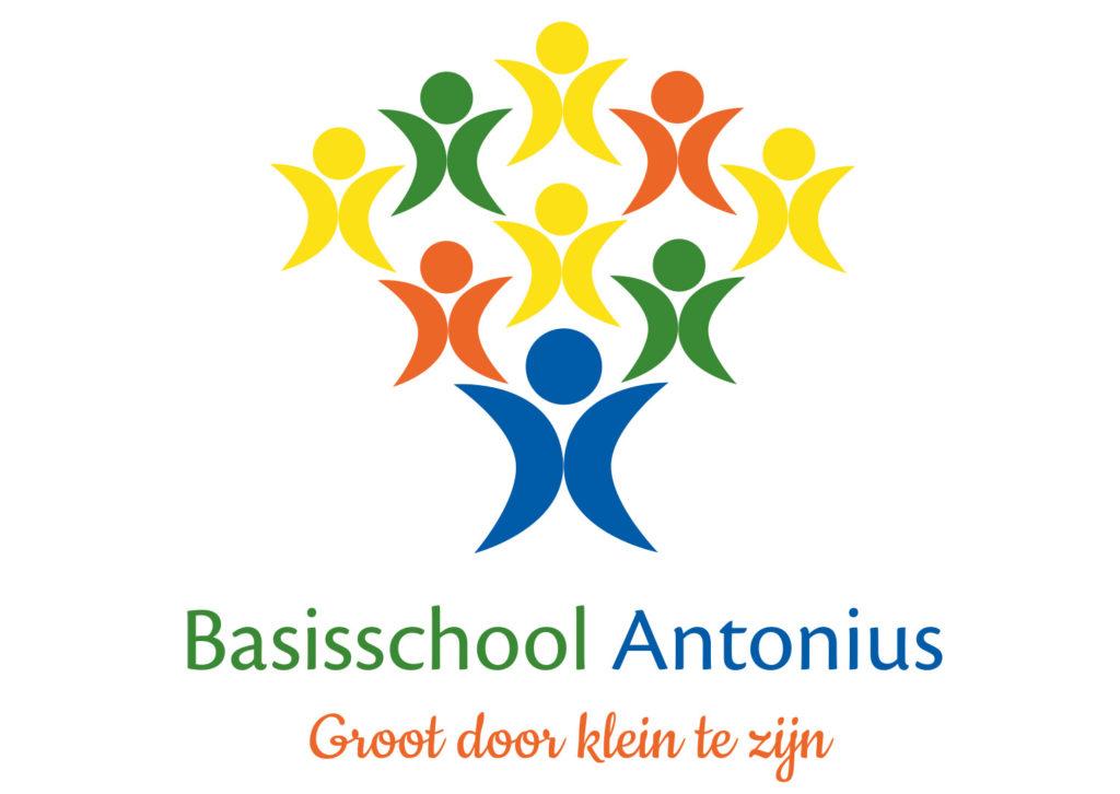 logo ontwerp limburg - basisschool antonius